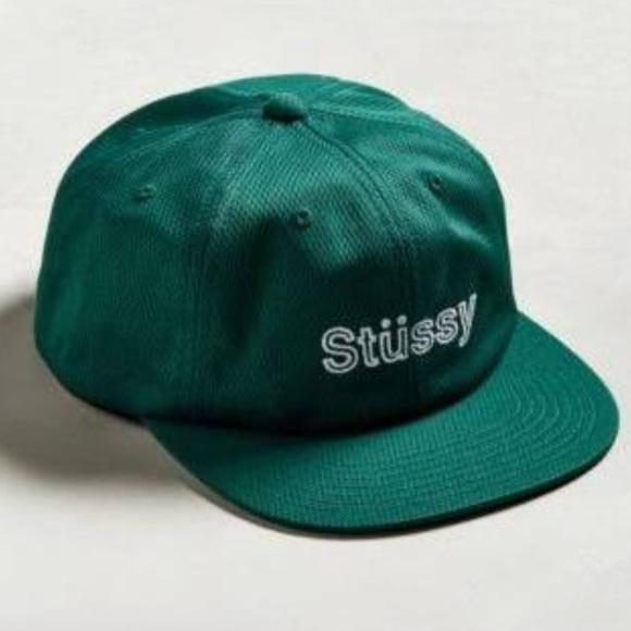 🔥🔥Brand New - Stussy Mesh Snapback Hat 25eff85f405